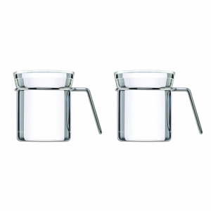 mono ellipse Teebecher 2er Set
