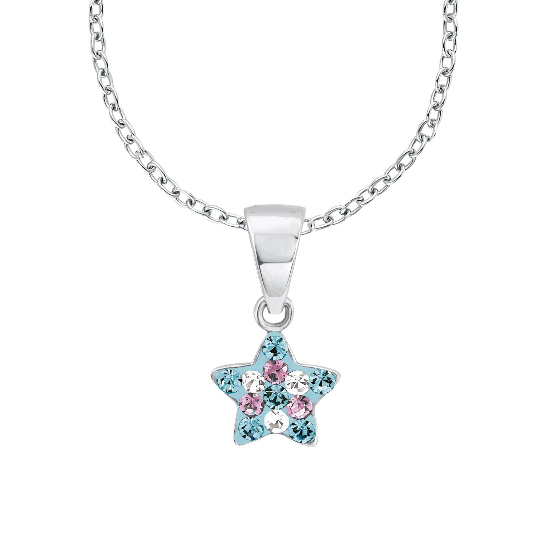 Prinzessin Lillifee Kinder-Kette mit Anhänger Stern